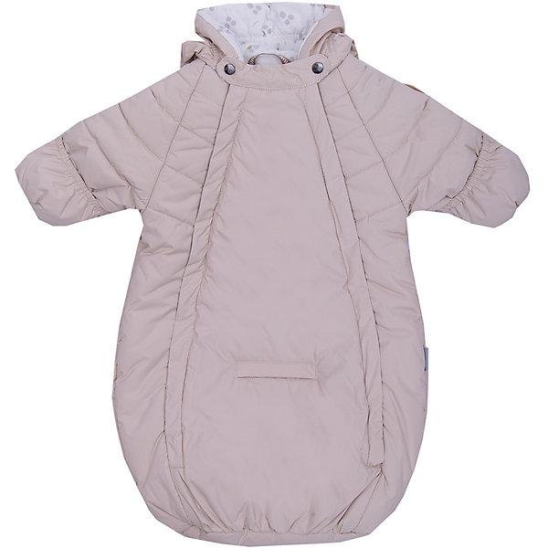 Купить Спальный мешок ZIPPY HUPPA, Эстония, бежевый, 56, 62, 68, Унисекс