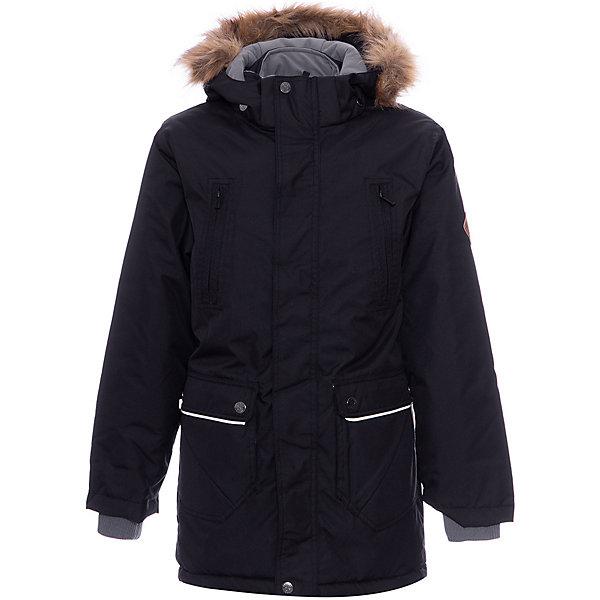 Купить Куртка VESPER HUPPA для мальчика, Эстония, черный, 158/164, 140, 170/176, 128, 116, 122, 176, 134, 152, 146, 164/170, Мужской