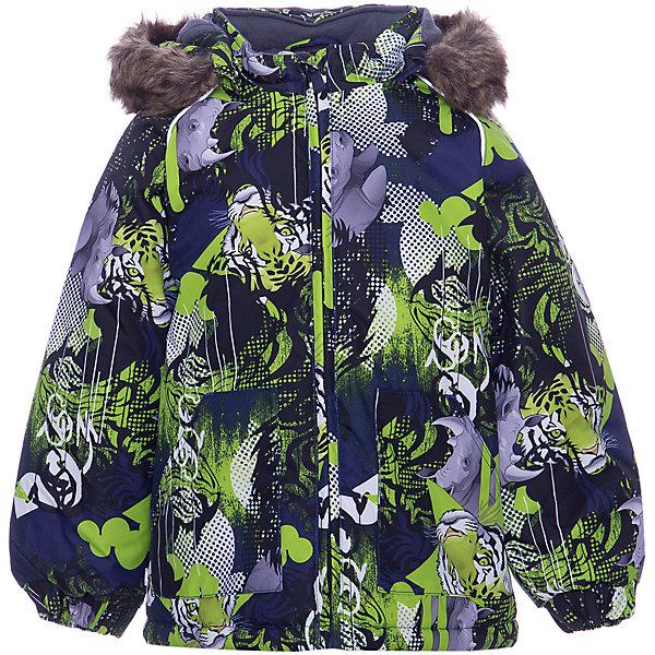Huppa Утепленная куртка Huppa Virgo куртка утепленная bazioni bazioni mp002xm0qszm
