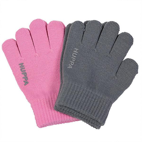 Huppa Перчатки LEVI 2 HUPPA для девочки цена 2017