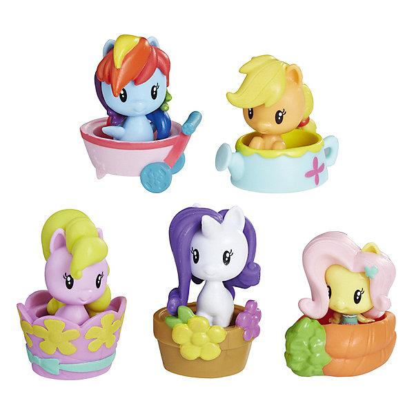 Hasbro Игровой набор My little Pony Пони милашка На природе hasbro hasbro непослушный ребенок комплект аксессуаров h1864218688