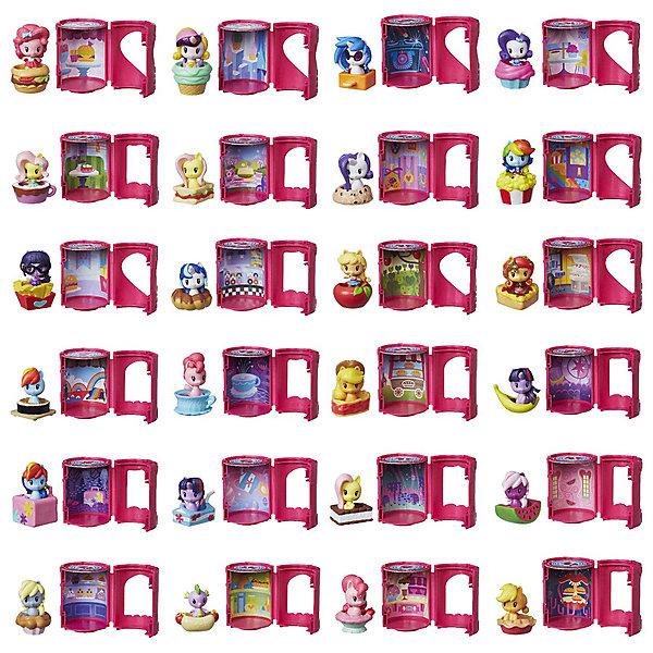 Купить Игровая фигурка My little Pony Пони милашка , в закрытой упаковке, Hasbro, Китай, Женский