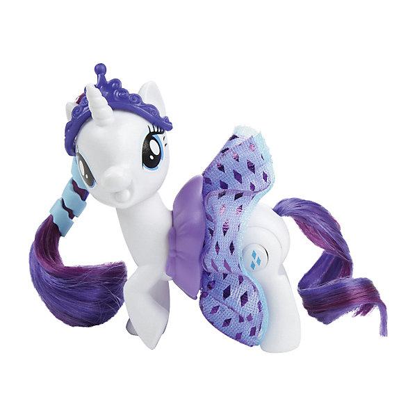 Hasbro Игровая фигурка My little Pony Блестящие юбки Рарити юбки