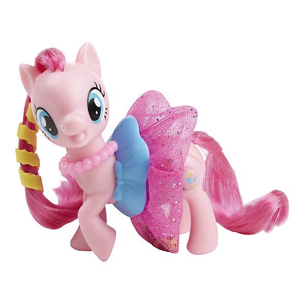 Купить Игровая фигурка My little Pony Блестящие юбки Пинки Пай, Hasbro, Китай, Женский