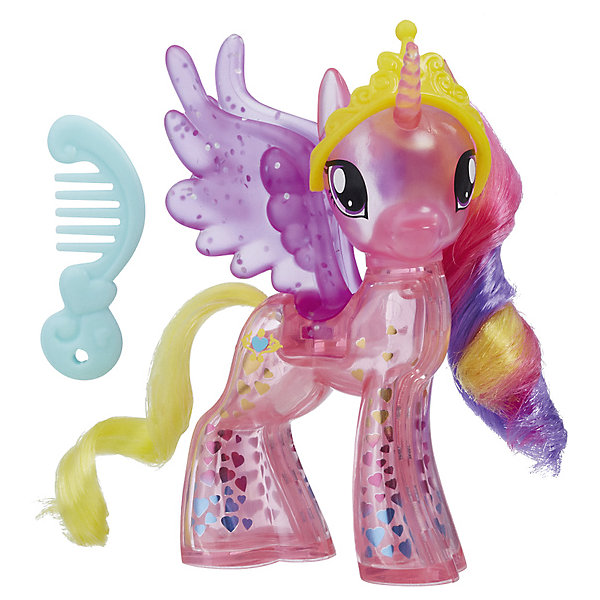 Hasbro Игровая фигурка My little Pony Пони с блёстками Принцесса Каденс