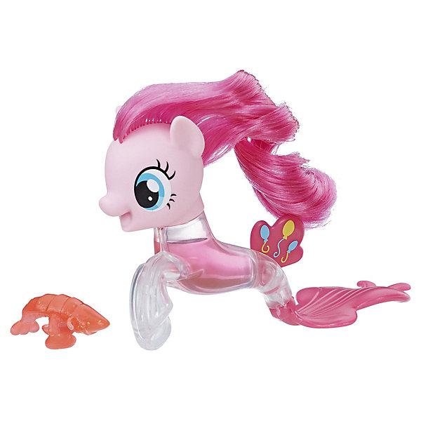 Hasbro Игровая фигурка My little Pony Подводные пони-подружки Пинки Пай hasbro пони с блестками my little pony b0357 b3222