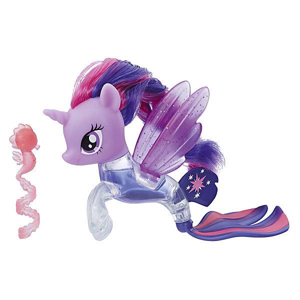 Hasbro Игровая фигурка My little Pony Подводные пони-подружки Твайлайт Спаркл (Искорка)