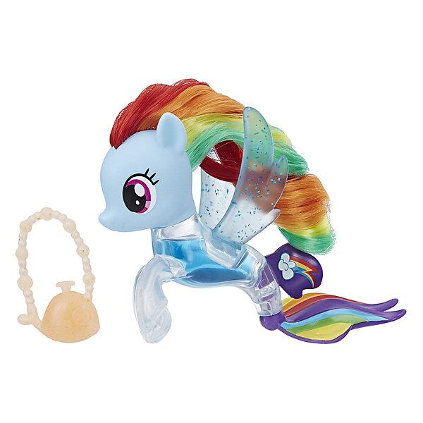 Hasbro Игровая фигурка My little Pony Подводные пони-подружки Рэйнбоу Дэш