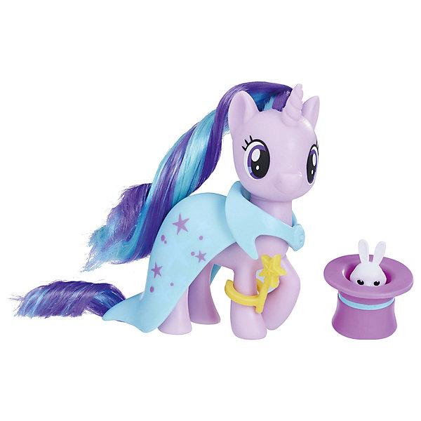 Hasbro Игровая фигурка My little Pony Волшебный сюрприз Старлайт Глиммер hasbro коллекционная фигурка my little pony трикси луламун и старлайт глиммер