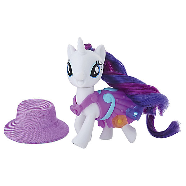 Hasbro Игровая фигурка My little Pony Волшебный сюрприз Рарити