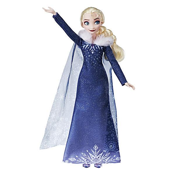 Hasbro Кукла Disney Princess Холодное сердце Рождество с Олафом Эльза