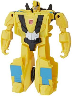 роботы transformers hasbro трансформеры 5 movie уан степ Hasbro Transformers Трансформеры Transformers Киберверсия Бамблби