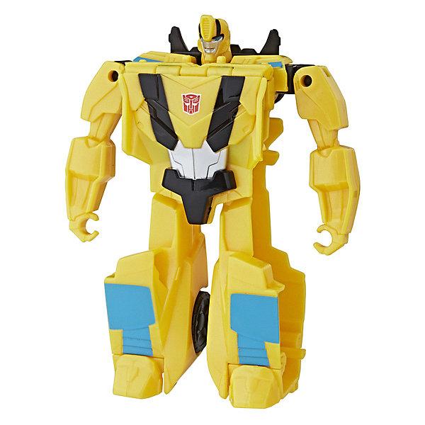 Hasbro Трансформеры Transformers Киберверсия Бамблби