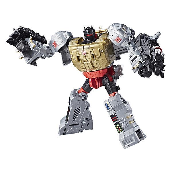 """Трансформеры Transformers """"Дженерэйшнс Сила Праймов: Вояджер"""" Гримлок"""