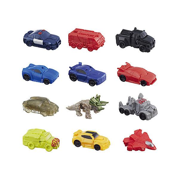 Hasbro Трансформеры Transformers Мини-титан, в закрытой упаковке фигурки героев мультфильмов trolls коллекционная фигурка trolls в закрытой упаковке 10 см в ассортименте