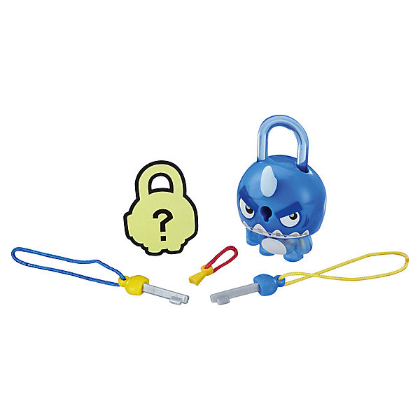 Фото - Hasbro Замочки с секретом Lock Stars, Голубая акула игровой набор hasbro lockstar замочки с секретом e3103 светло розовый