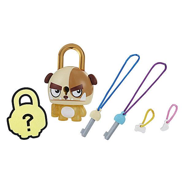 Фото - Hasbro Замочки с секретом Lock Stars, Коричневая собака скульптура собака в сумке стеатит