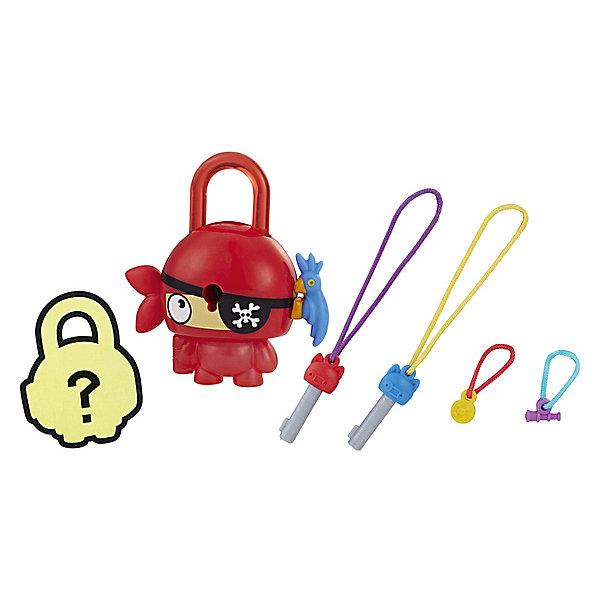 Hasbro Замочки с секретом Lock Stars, Красный пират