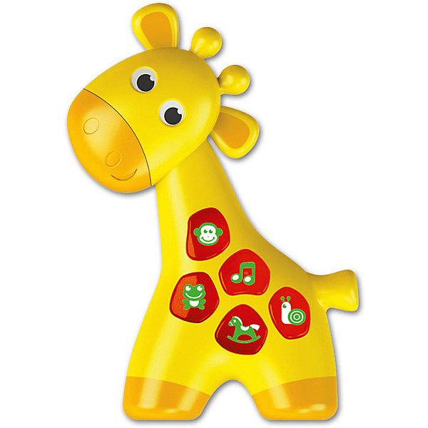 Азбукварик Музыкальная игрушка Жирафик