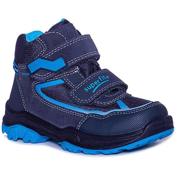 superfit Ботинки Superfit для мальчика полусапожки yaro ботинки