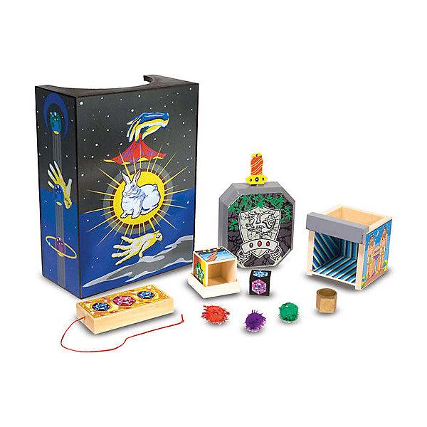 Купить Игровой набор Melissa&Doug «Магия», Melissa & Doug, США, разноцветный, Унисекс