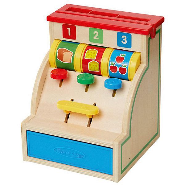 Купить Кассовый аппарат Melissa&Doug, Melissa & Doug, США, разноцветный, Унисекс