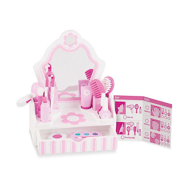 Купить Игровой набор Melissa&Doug «Салон красоты», Melissa & Doug, США, разноцветный, Женский