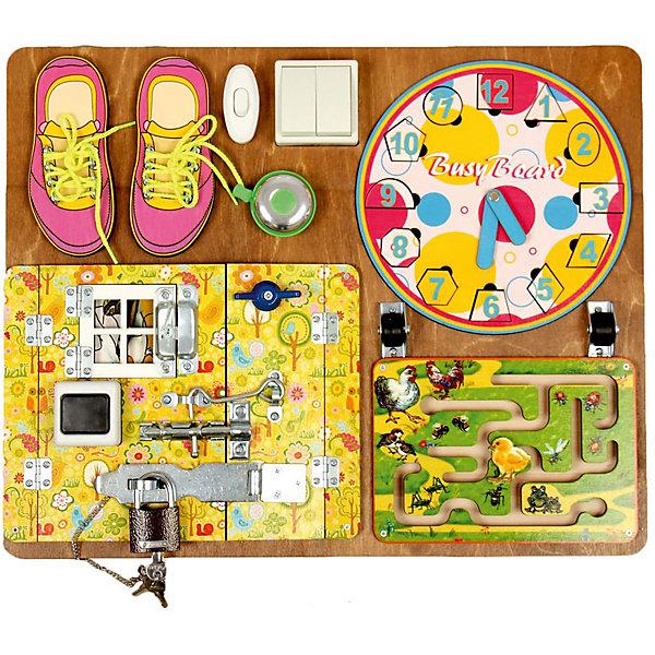 Нескучные игры Бизиборд Нескучные Игры для девочек