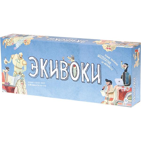 Купить Настольная игра Экивоки: 2-е издание, Россия, Унисекс