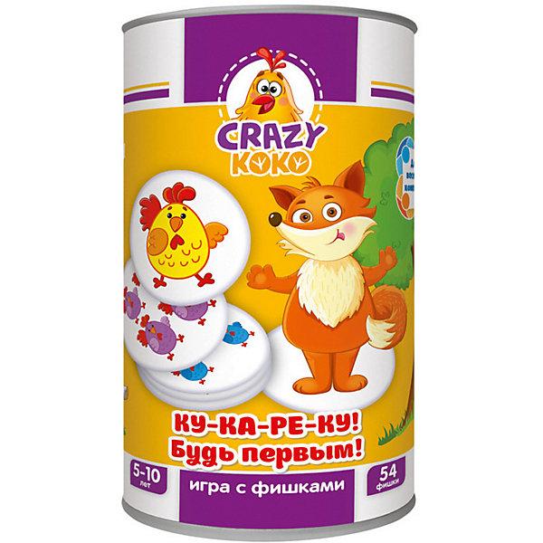 Vladi Toys Настольная игра Vladi Toys Ку-ка-ре-ку!