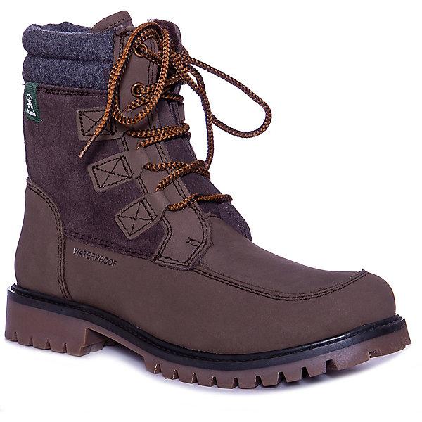 Ботинки TAKODALO kamik для мальчика, Коричневый