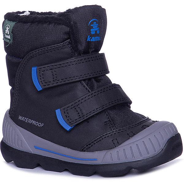 Kamik Утепленные ботинки Kamik Parker2