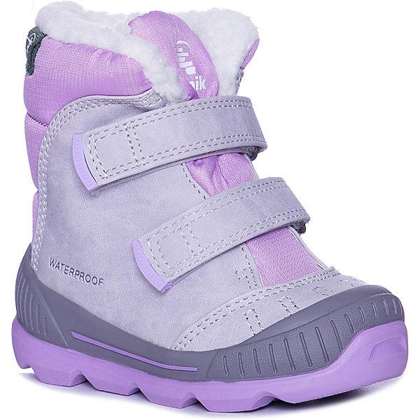 kamik Ботинки Kamik PARKER2 для девочки