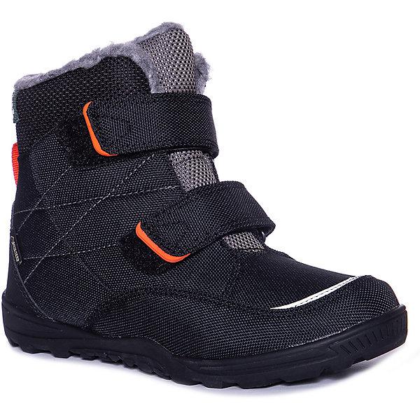 Ботинки Kamik QUINN3GTX для мальчика, Черный