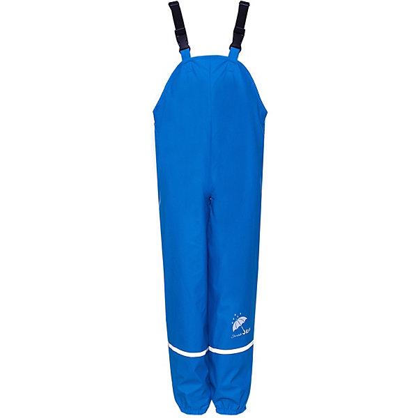 Непромокаемый полукомбинезон SterntalerВерхняя одежда<br>Характеристики товара:<br><br>• цвет: голубой;<br>• состав: 100% полиэстер, полиуретановое покрытие;<br>• подкладка: 100% полиэстер;<br>• сезон: демисезон;<br>• температурный режим: от 0 до +15С;<br>• все швы проклеены и герметичны;<br>• эластичный материал;<br>• эластичная резинка на спинке;<br>• кнопки в районе талии для регулировки ширины;<br>• регулируемые эластичные лямки;<br>• штрипки;<br>• светоотражающие детали;<br>• страна бренда: Германия.<br><br>Лёгкий полукомбинезон для прогулок в ненастную погоду. Изготовлен из мягкого, эластичного материала. Вставка с эластичной резинкой на спинке обеспечивает наилучшее прилегание. Модель регулируется по ширине с помощью кнопок в районе талии, и по высоте с помощью эластичных лямок. Также изделие дополнена петлями для ступни. Светоотражатели в области штанин обеспечат безопасность в тёмное время суток. Одним из главных преимуществ модели являются герметичные швы и полиуретановое покрытие, благодаря чему изделие не промокнет даже в самую дождливую погоду.