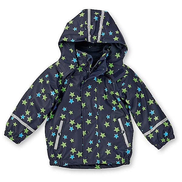 Купить Куртка-дождевик Sterntaler для мальчика, Китай, темно-синий, 110, 128, 122, 80, 86, 104, 116, 98, 74, 92, Мужской
