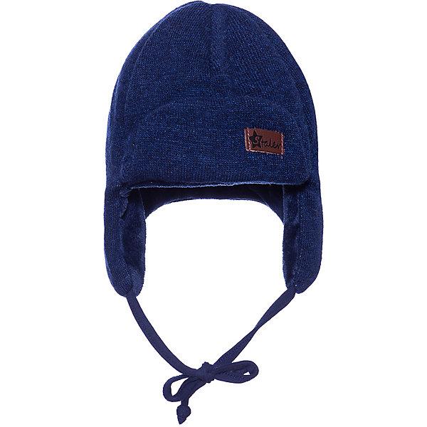 Sterntaler Шапка Sterntaler для мальчика шапка ушанка