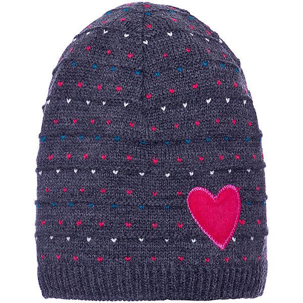 Sterntaler Шапка Sterntaler для девочки ostin вязаная шапка