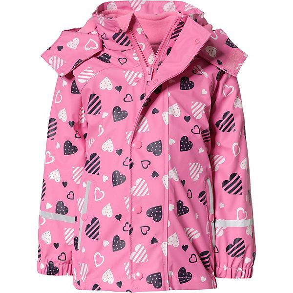 Купить Куртка-дождевик Sterntaler для девочки, Китай, розовый, 98, 74, 116, 128, 110, 104, 122, 80, 92, 86, Женский