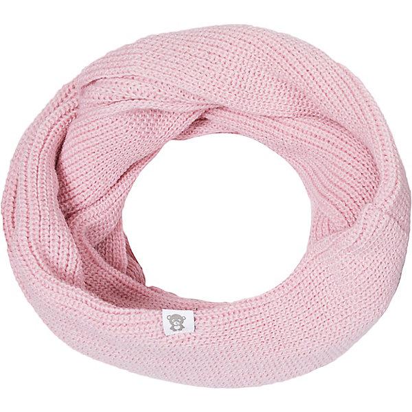 Купить Шарф Lamba villo, Латвия, розовый, one size, Унисекс