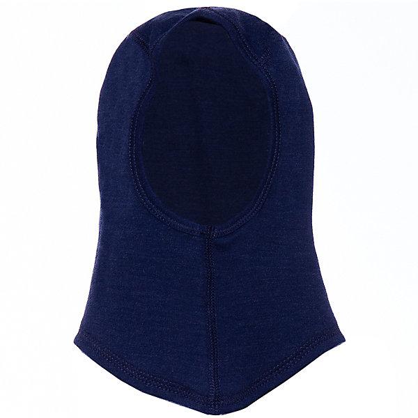 Купить Шапка-шлем Lamba villo, Латвия, синий, 80/86, 56/62, 68/74, Унисекс