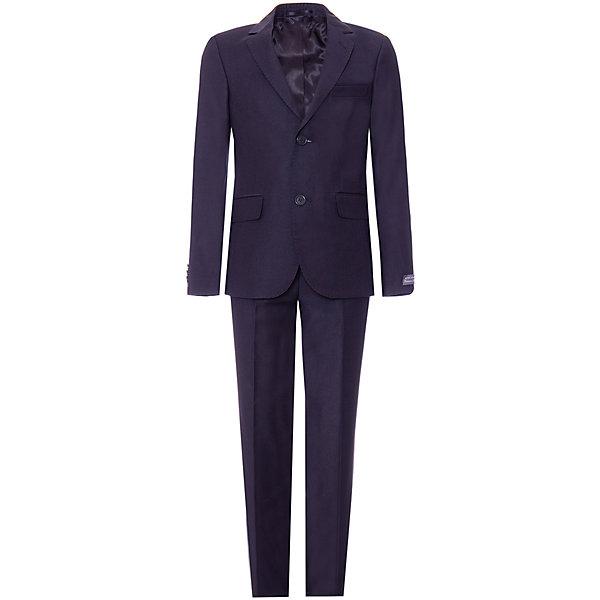 Костюм Silver Spoon: пиджак и брюки, Серый