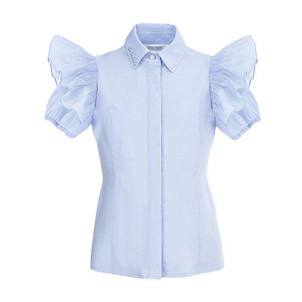 Silver Spoon Блузка Silver Spoon для девочки блуза для девочки ssfsg 729 23002 303 голубой silver spoon
