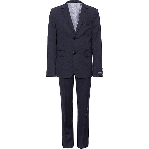 Silver Spoon Костюм: пиджак и брюки Silver Spoon для мальчика зимние комбинезоны и комплекты coccodrillo комбинезон для мальчика knight