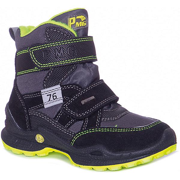 PRIMIGI Ботинки PRIMIGI для мальчика детские ботинки с нескользящей подошвой bobdog 52071013 1 3
