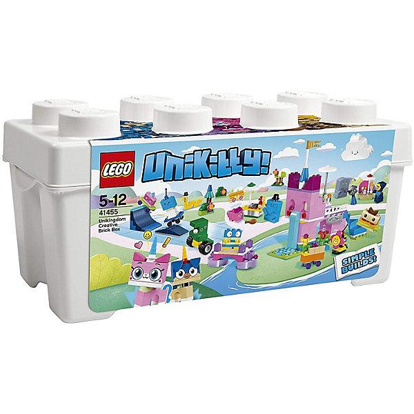 LEGO Набор кубиков LEGO Unikitty 41455: «Королевство»