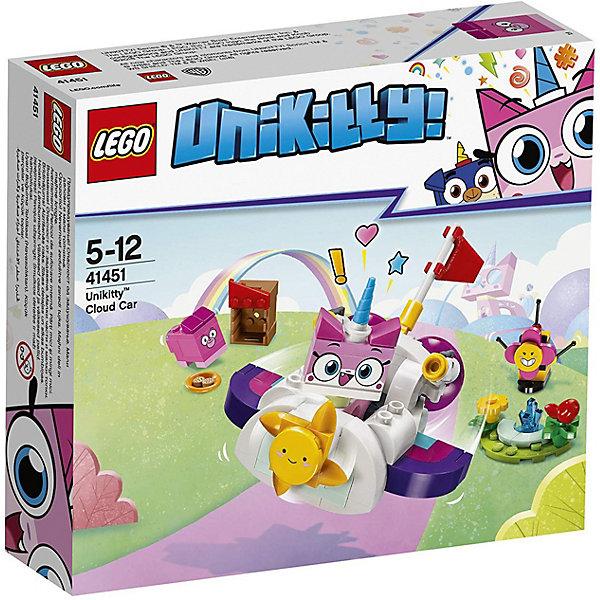LEGO Конструктор Unikitty 41451: «Машина-облако»