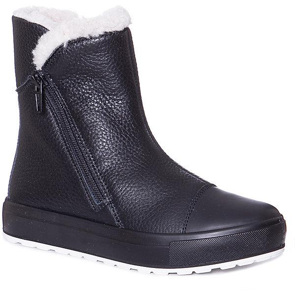 Купить Ботинки Ralf Ringer для девочки, Россия, черный, 33, 34, 35, 36, 37, 32, Женский