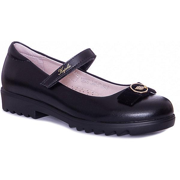 Туфли Kapika, Черный
