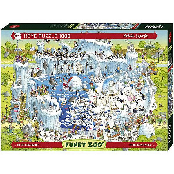 Купить Пазлы HEYE Полярный зоопарк , 1000 деталей, Германия, Унисекс